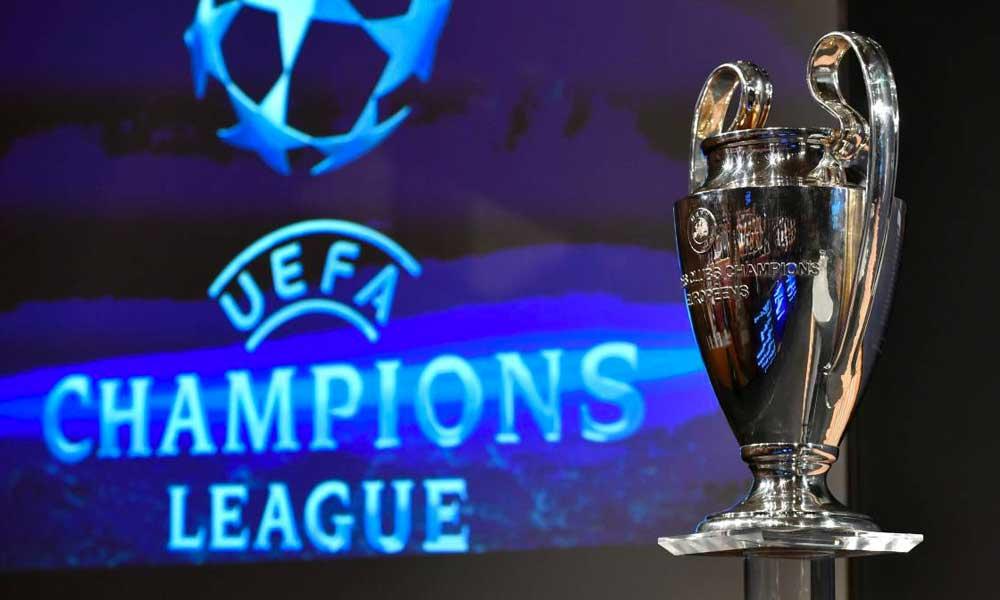 Listos los Octavos de Final para la Champions League