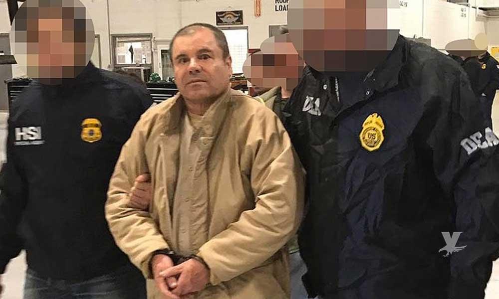 """Gobierno de Estados Unidos no le a comprobado ni un sólo peso al Joaquín """"Chapo"""" Guzmán"""