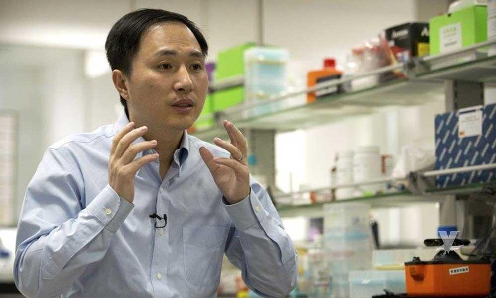 Desaparece misteriosamente científico chino que modificó genéticamente a bebés