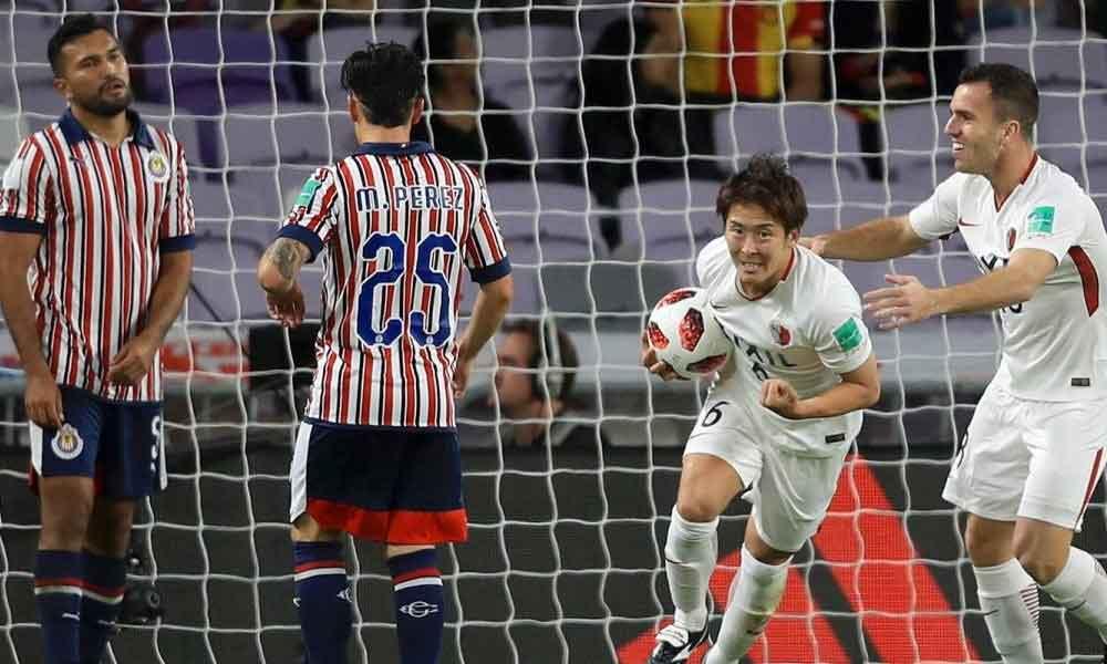 Chivas eliminado del 'mundialito'; perdió 3-2 ante Kashima Antlers
