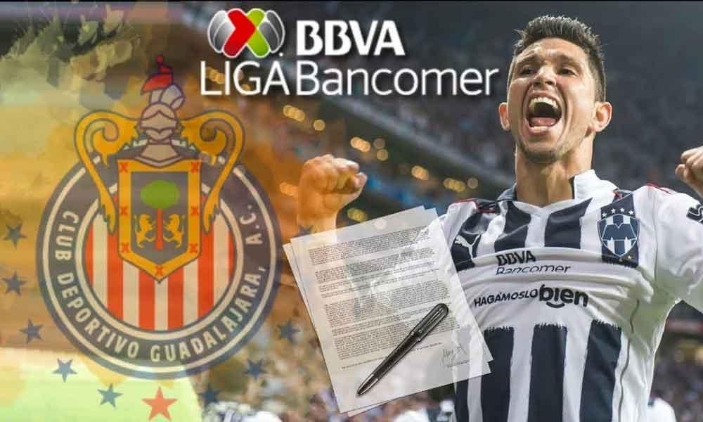 Jesús Molina pasa las pruebas médicas y ya es jugador de Chivas