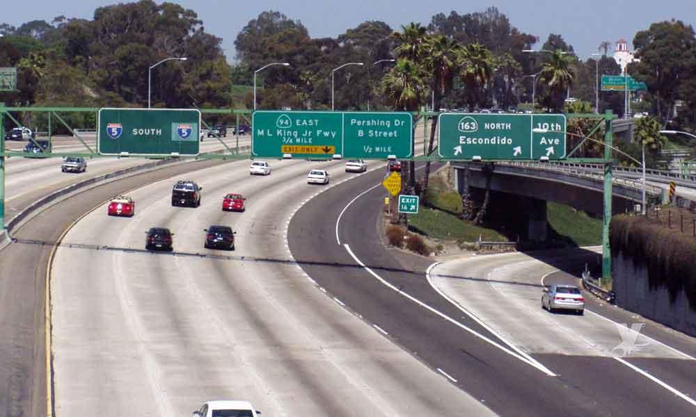 Cerrarán el Freeway 5 este jueves y viernes por obras de construcción