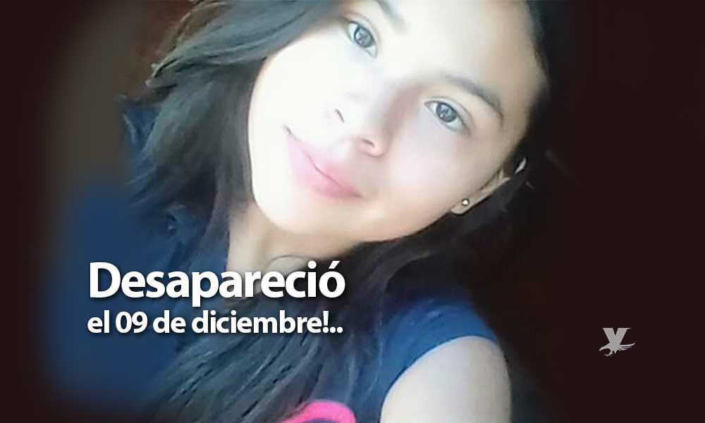 Familiares buscan a Araceli Prestado de 15 años, desapareció en Tijuana