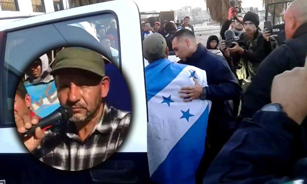 Detienen en Tijuana a hondureño que exigió a Estados Unidos 50 mil dólares para cada migrante