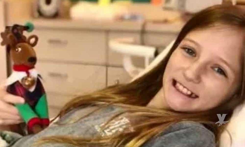Inexplicablemente niña se cura de cáncer terminal