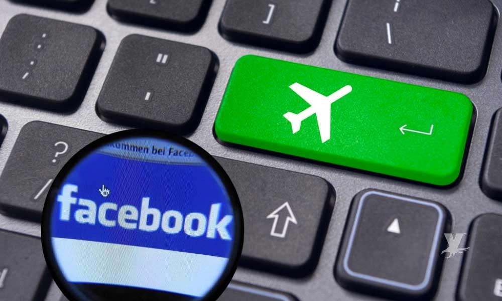 PEP detecta páginas fraudulentas en Facebook dedicada a la venta de vuelos en diferentes aerolíneas