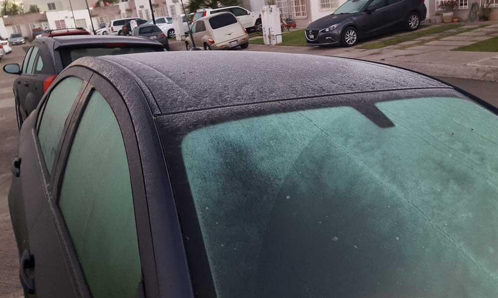 Temperaturas de hasta -3 grados para Tecate este sábado; fin de semana frío en Baja California