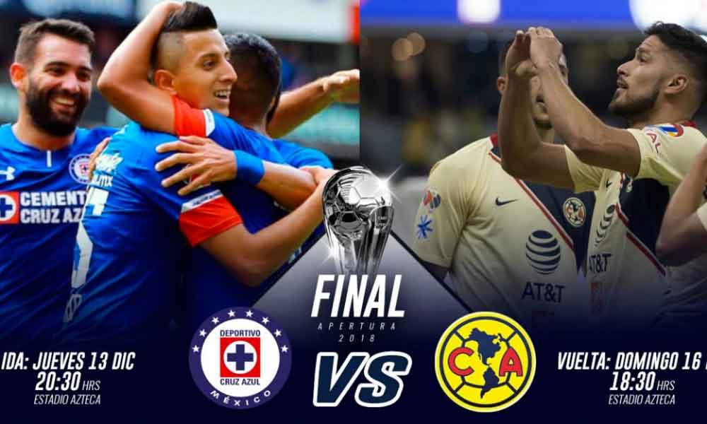 Boletos para la final entre Cruz Azul y América cuestan hasta 40 mil pesos