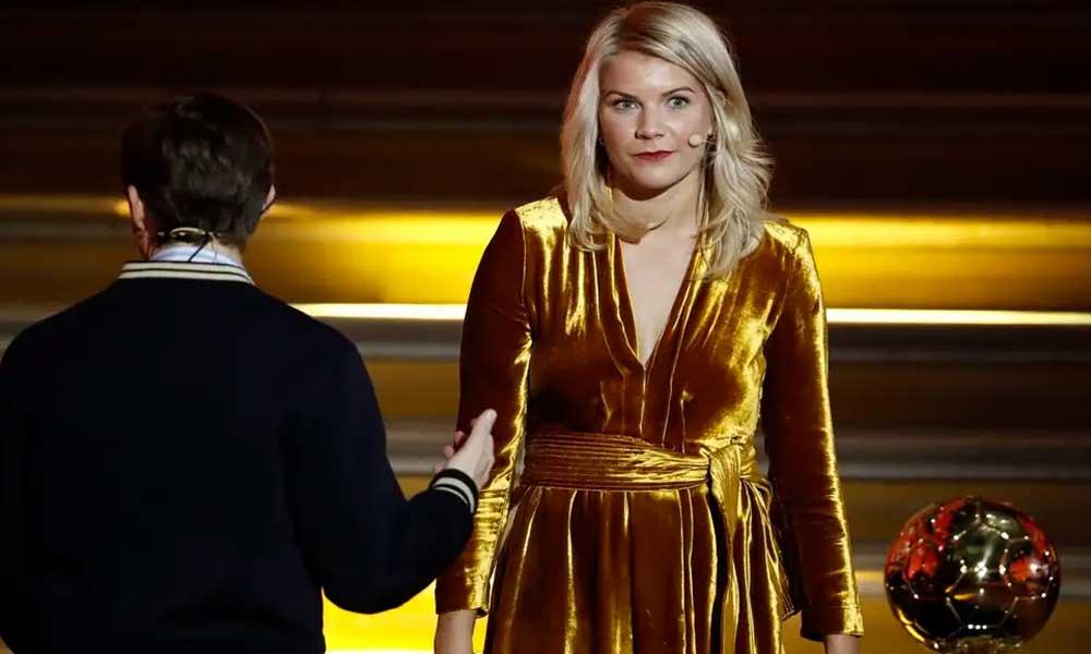 """(VIDEO) Dj quería poner a """"perrear"""" a la primera ganadora del Balón de Oro y el público enfureció"""