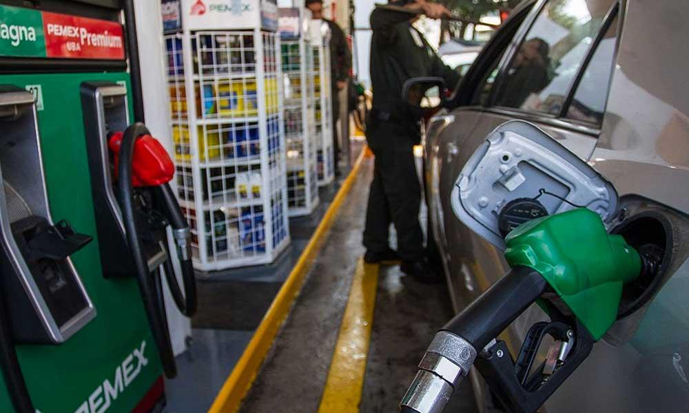 San Diego tiene gasolina que cuesta a 16 pesos el litro