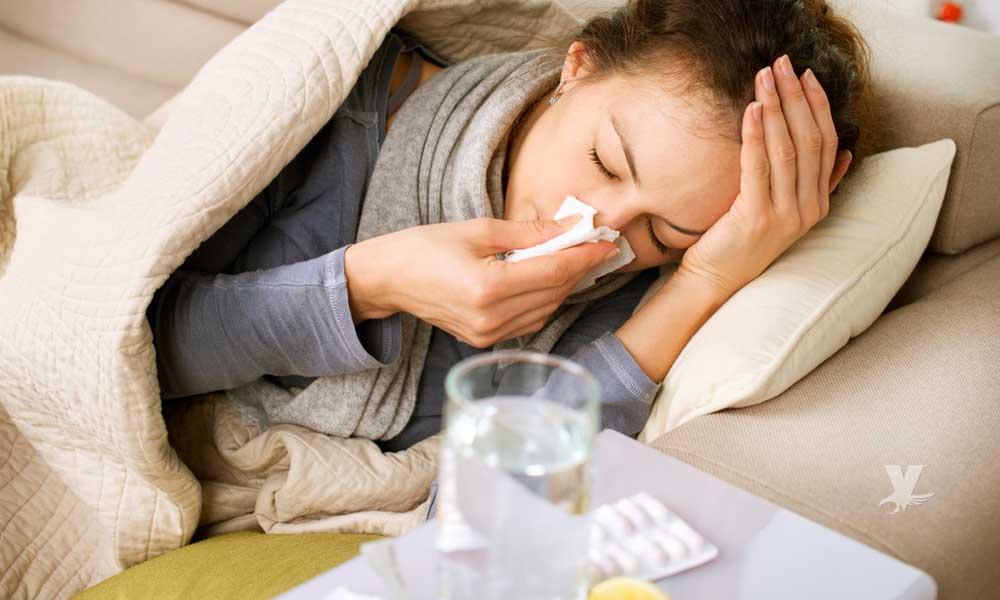 Enfermo de gripe, sabes ¿Cuánto tiempo tardas en curarte de esta enfermedad?