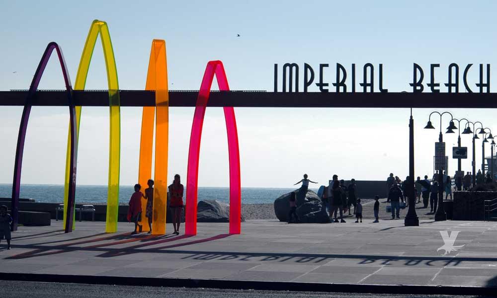 Puerto de Imperial Beach y Coronado son cerrados a visitantes por altos niveles de contaminación