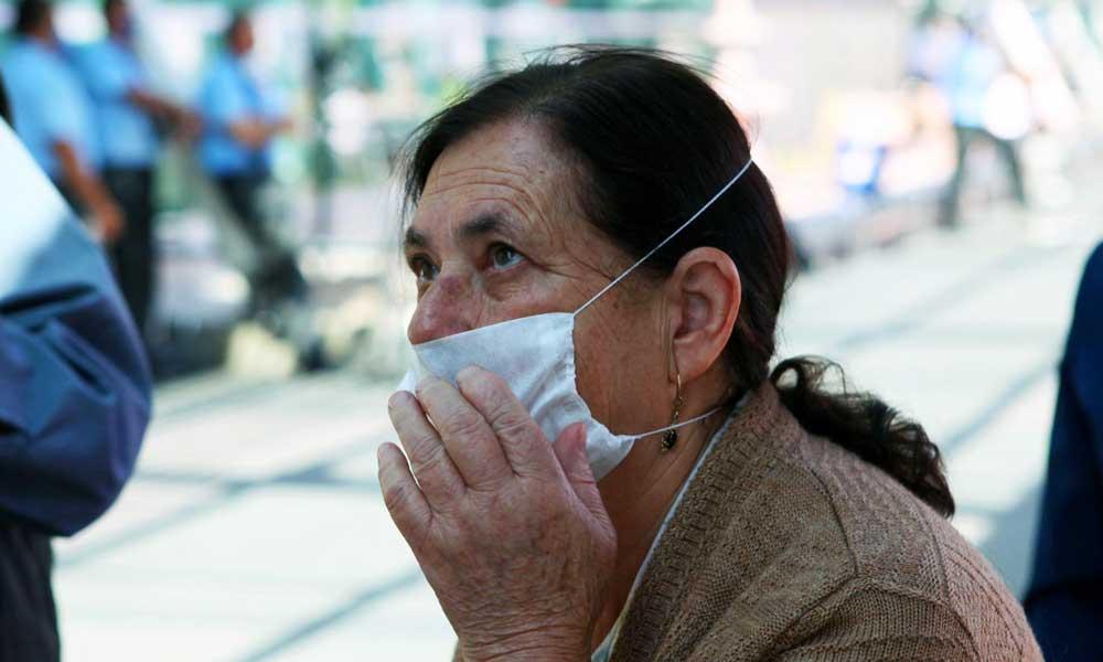 Reportan 25 casos positivos de influenza AH1N1 en Baja California