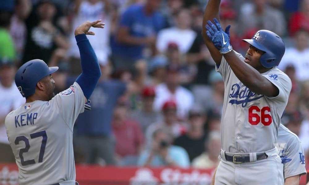 Dodgers cambia a Jasiel Puig, Matt Kemp y Alex Wood a Cincinnati