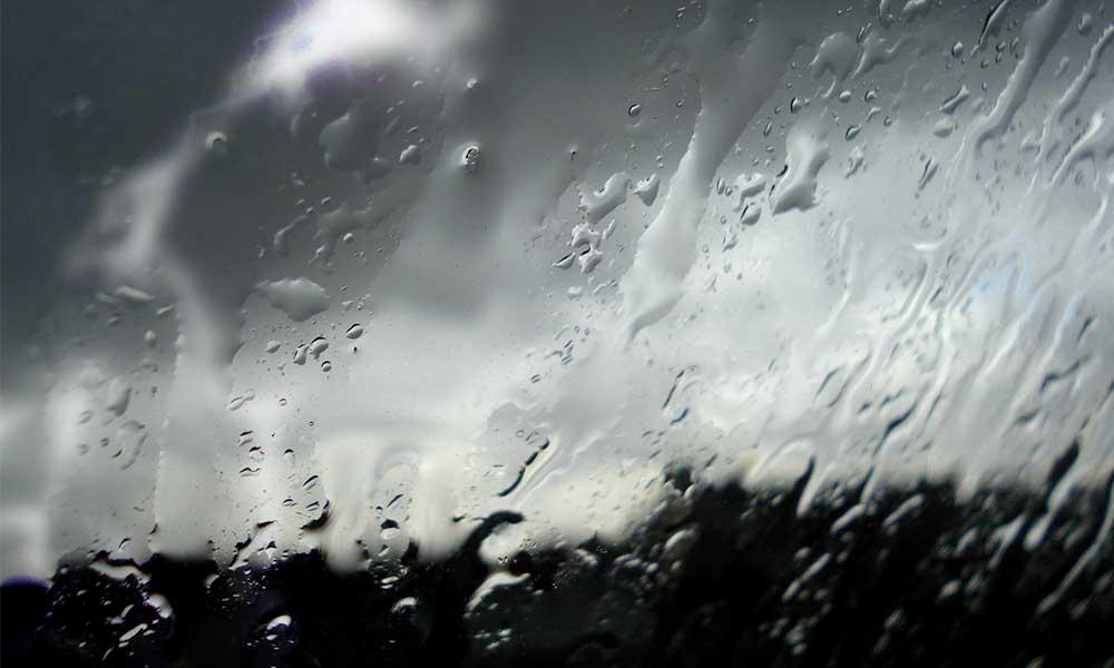 Se espera fuerte lluvia y truenos para este miércoles en Baja California