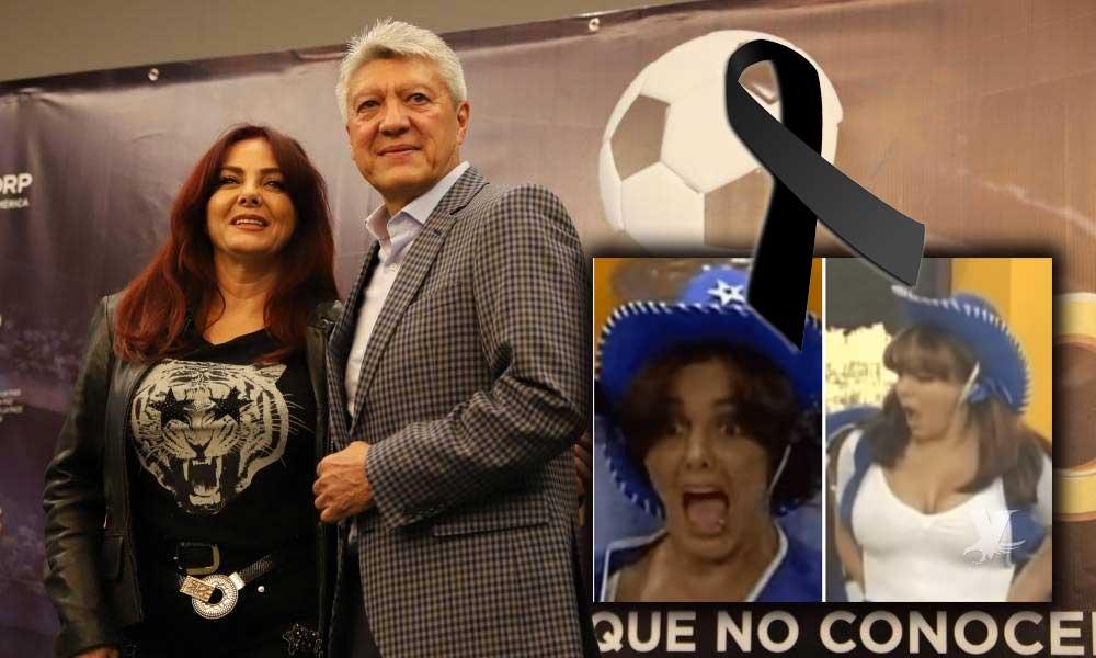 """Muere Lourdes Deschamps mejor conocida como 'Lola Meraz' en """"Cero en Conducta"""""""