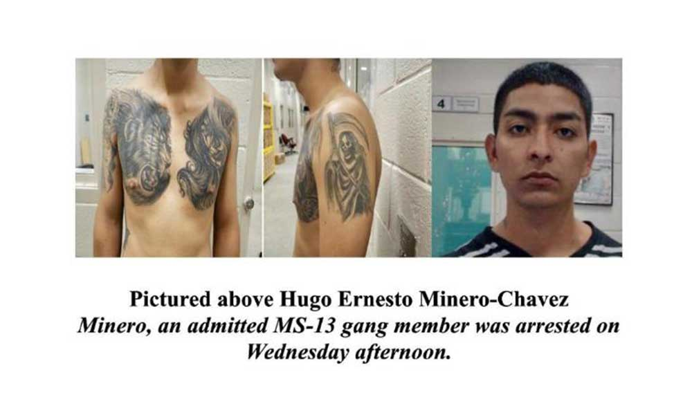 Miembro de la Mara Salvatrucha es detenido en Calexico