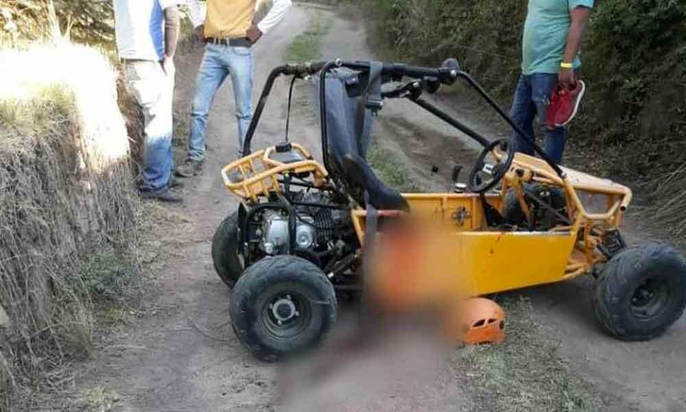 Niño de 11 años pierde la vida al volcar su Go Kart en un parque de atracciones