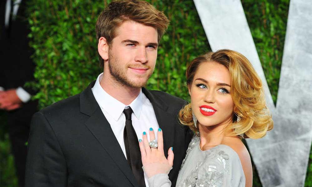 Amigos de Miley Cyrus dicen que su 'espontánea boda' es porque esta embarazada