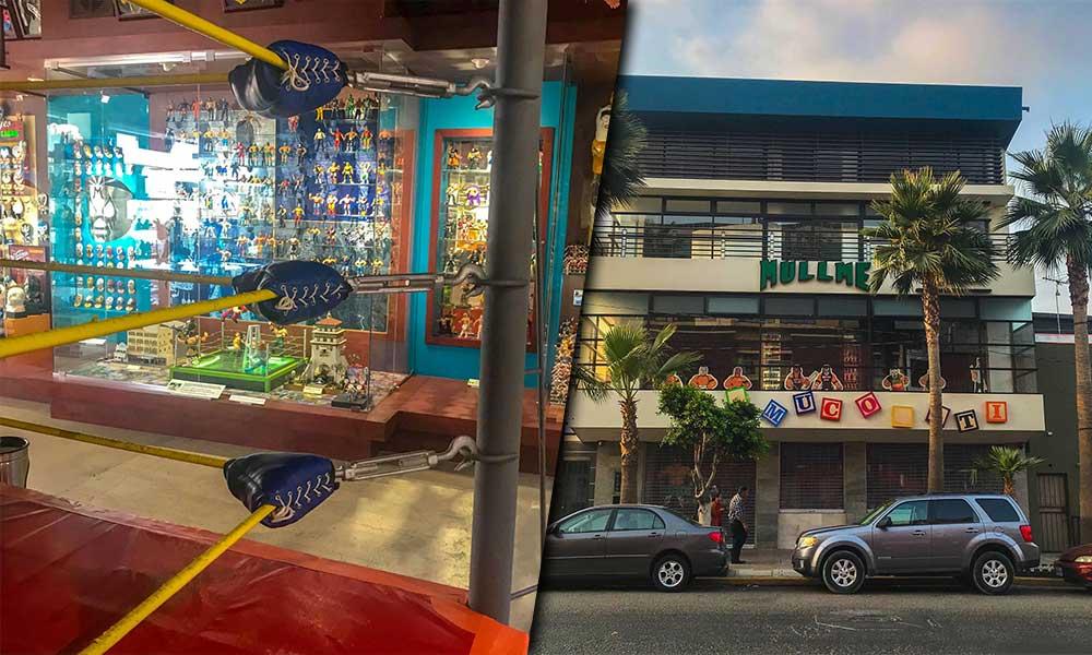 El museo más grande de la Lucha Libre en México está en Tijuana, conócelo…