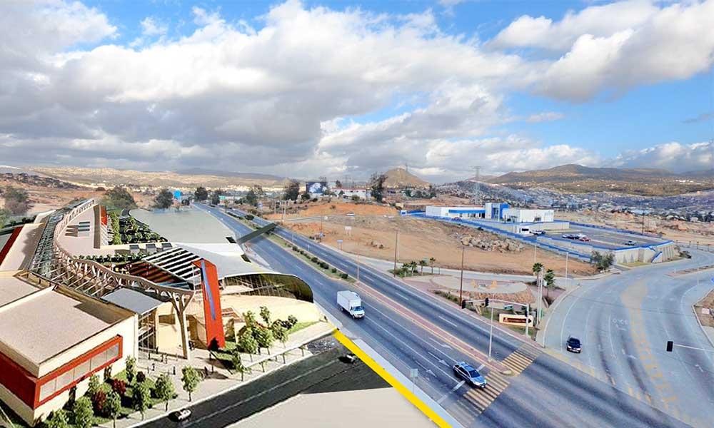 Presentan proyecto de nueva plaza comercial en Tecate