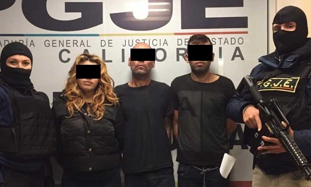 Detienen a dos hombres y una mujer por el homicidio de jóvenes migrantes de 16 y 17 años de origen hondureño