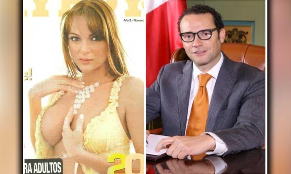 Alcalde contrata a ex Playboy para trabajar como Directora de Comunicación Social