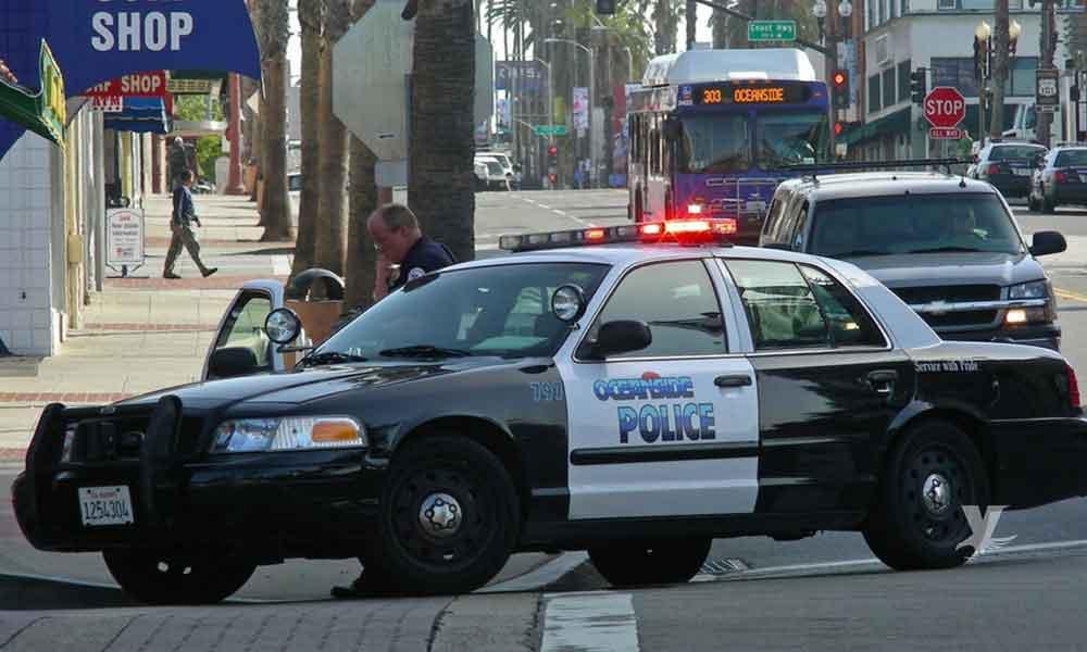 Policía de San Diego atendió más de 30 amenazas de bomba en menos de 2 horas
