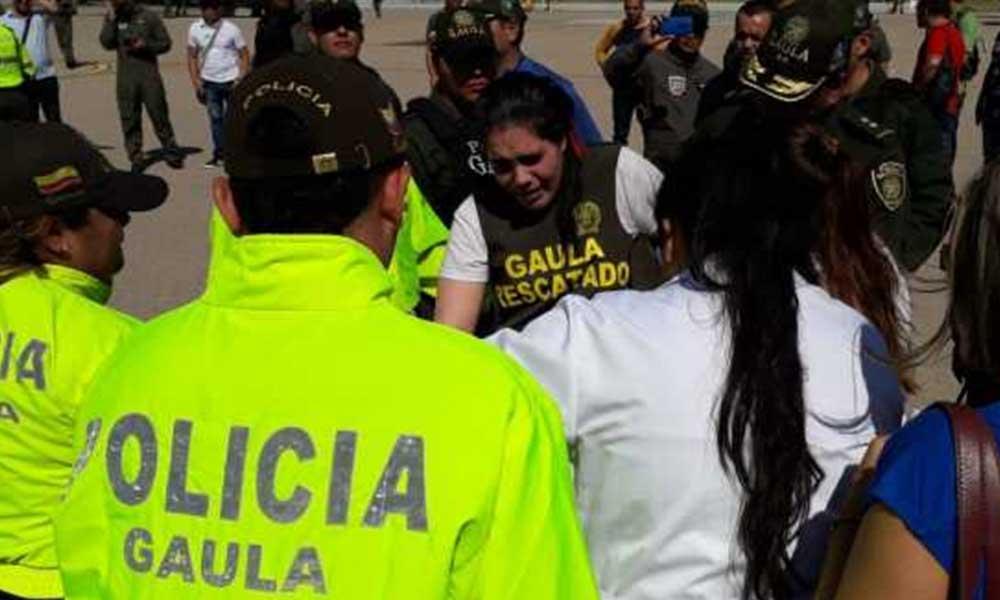 Rescatan a sobrina secuestrada del escritor Gabriel García Márquez, después de 4 meses de investigación