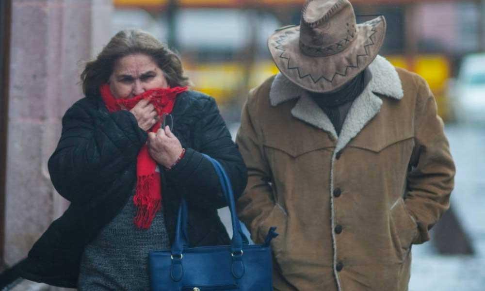 Secretaría de Salud emite recomendaciones para evitar ser víctima de hipotermia
