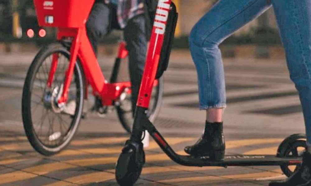 San Diego es invadido por scooters eléctricos
