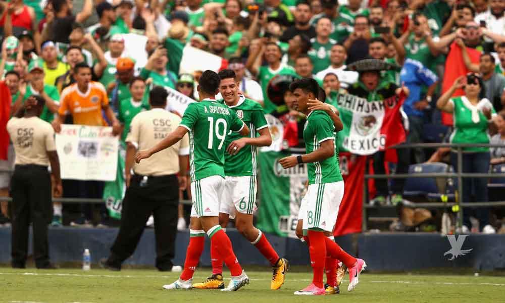 Selección Mexicana jugará en marzo dos juegos amistosos en California