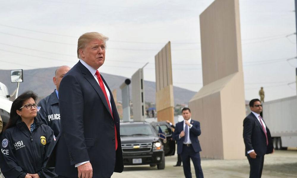 Veterano de guerra recauda 6 millones de dólares entre seguidores de Trump para la construcción del muro