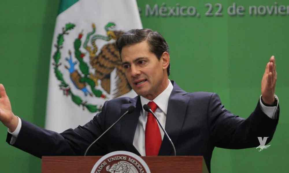 A esto se dedicará Peña Nieto tras dejar la Presidencia