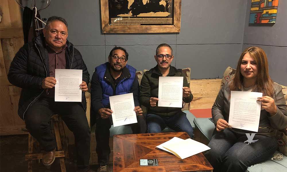 Ciudadanos recaudarán firmas para que termine la huelga de Sindicalizados en Tecate