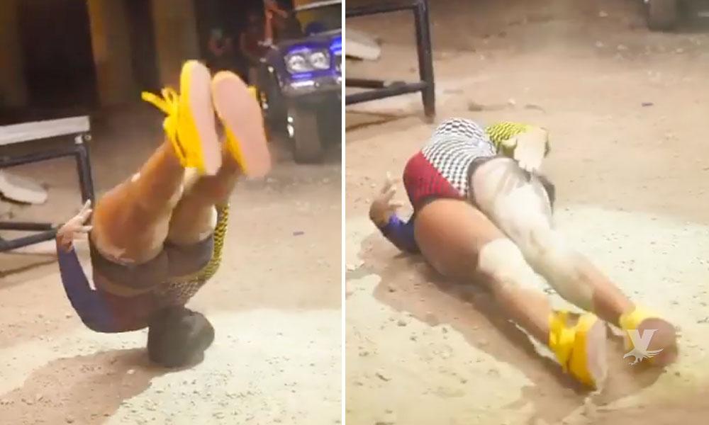 (VIDEO ¡Twerking Dead! La verdadera historia del escalofriante momento