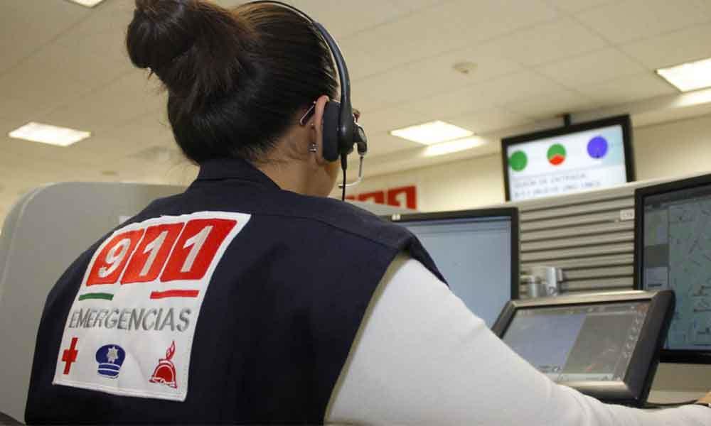 Aprueban en Baja California prisión a las personas que realicen llamadas falsas a números de emergencia