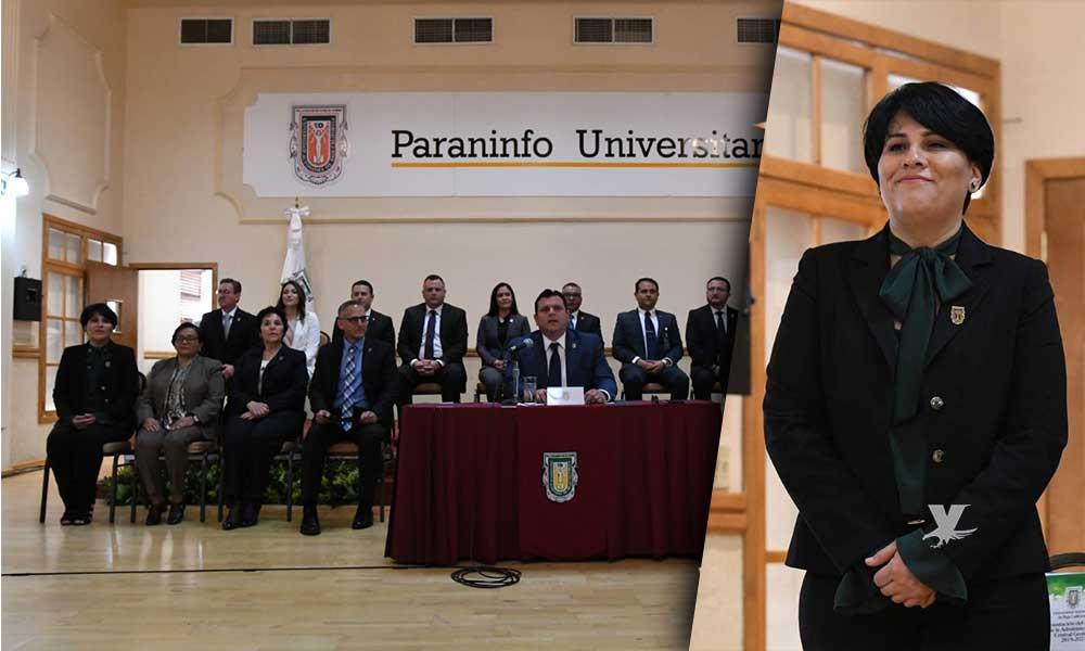 Maestra Edith Montiel Ayala nueva vicerrectora de UABC en Tijuana