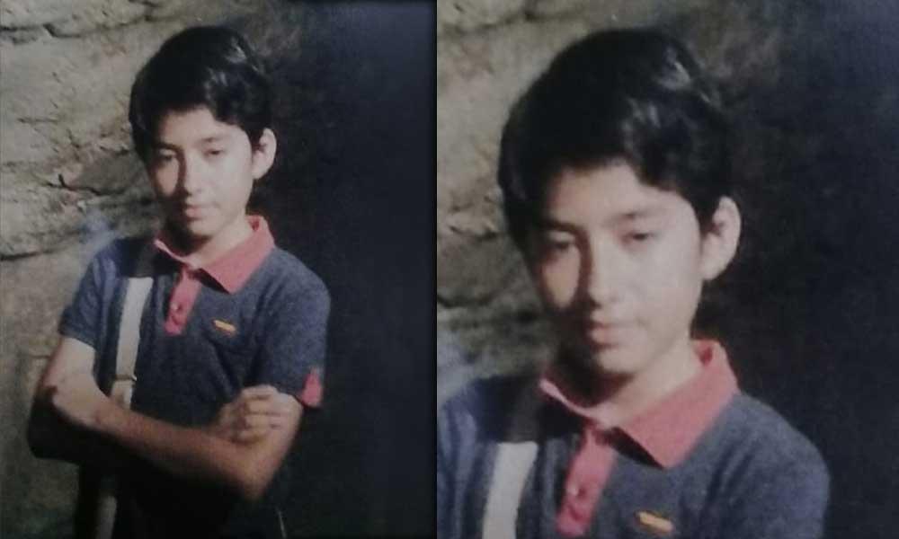 Rodrigo de 11 años se encuentra desaparecido, ayúdanos a encontrarlo