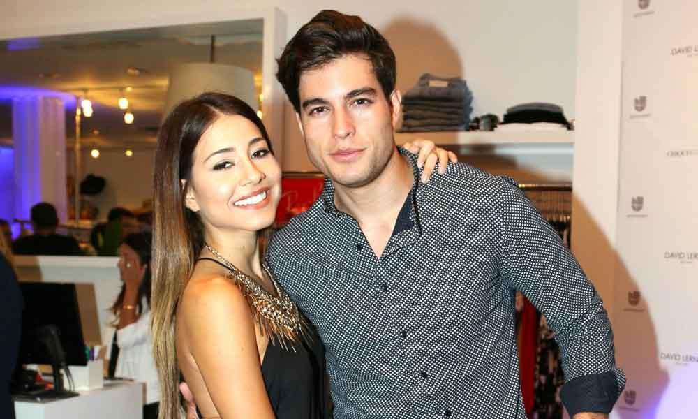 Actor Danilo Carrera deja las telenovelas y firma contrato con un equipo de fútbol