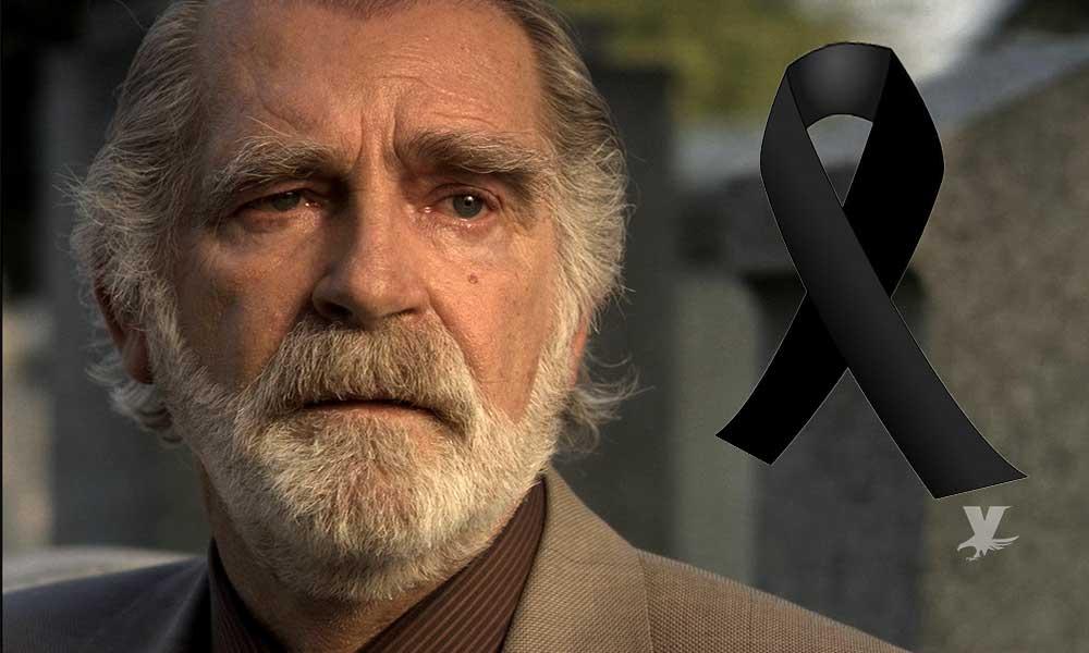 Muere el actor de cine y televisión Fernando Luján