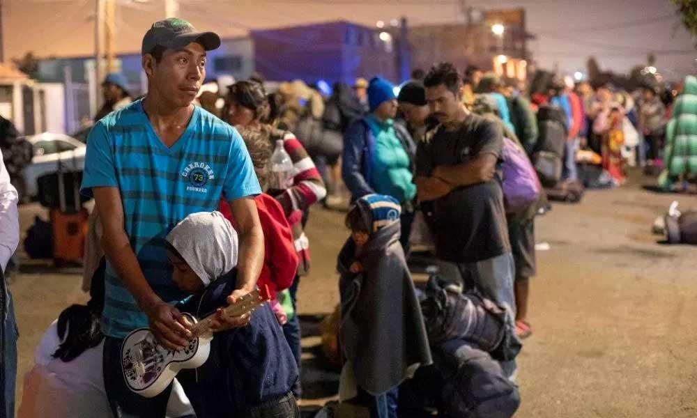 San Diego instalará albergue temporal para migrantes que solicitan asilo