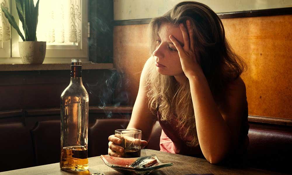 Conoces las consecuencias del alcoholismo en la salud