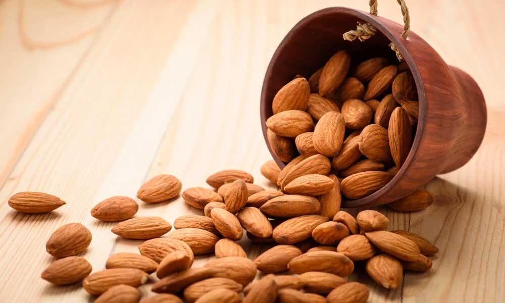 Beneficios de agregar almendras a tú dieta