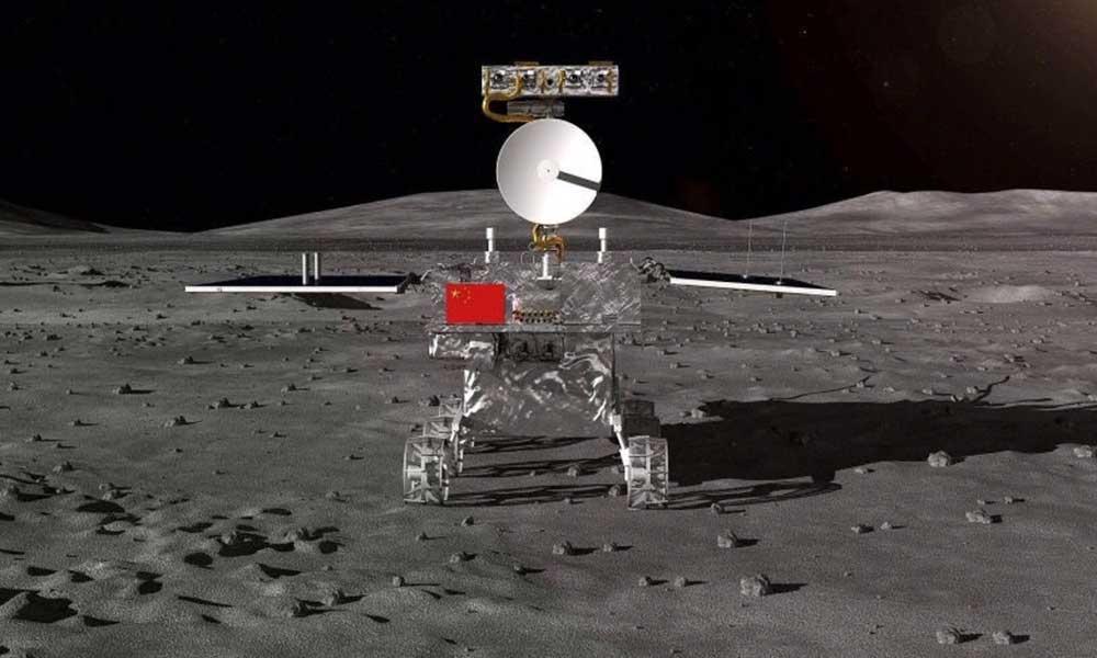 China realiza primer alunizaje en la cara oculta de la Luna