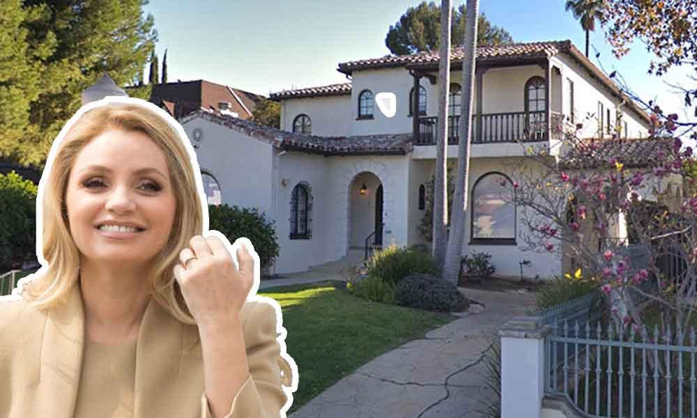 """Angélica Rivera estrena nueva """"Casa Blanca"""" ahora en Los Ángeles con valor de casi 64 millones de pesos"""