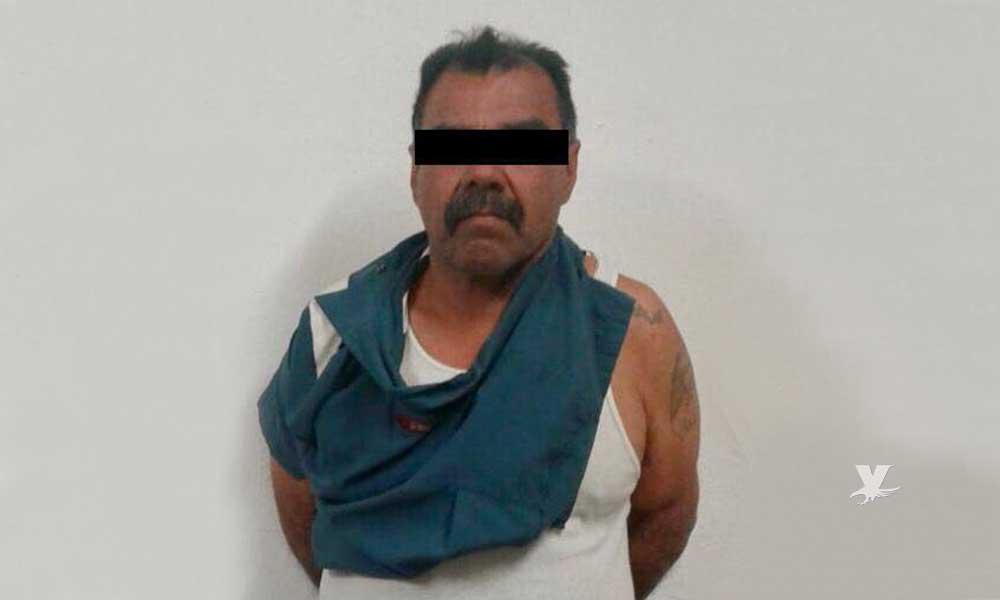 Municipales capturan asaltante de Waldo's en Tecate