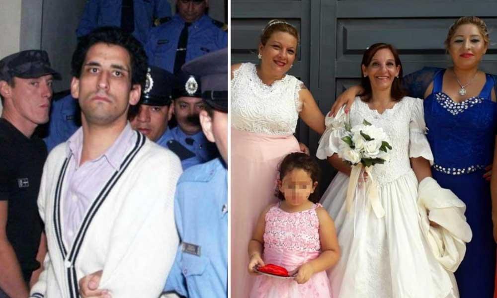 Hombre que asesinó y sacó los ojos a su esposa, se vuelve a casar dentro de la cárcel