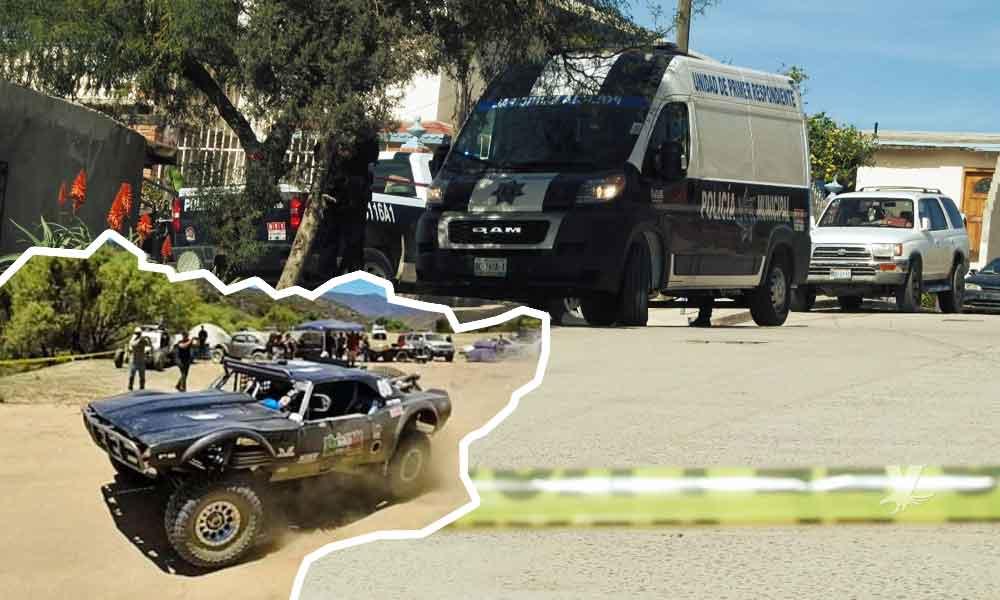 Piloto de la Baja 1000 es asesinado en su domicilio de Ensenada