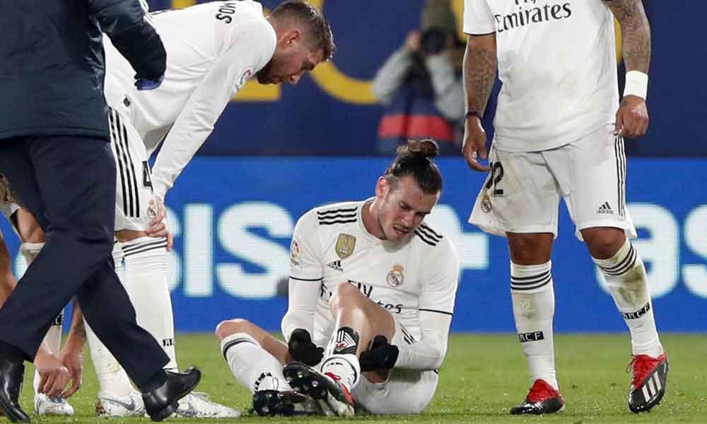 Real Madrid empata con Villarreal y Gareth Bale sale lesionado nuevamente